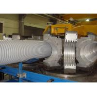 China Double Wall PVC Pipe Production Machine SBG500 PVC Pipe Manufacturing Machine on sale