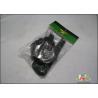 China Steel Garden Landscape Staples garden steel Φ3.5mm*20cm*10pcs, plastic clip Φ7cm*10pcs,black 42*25*25 wholesale