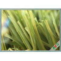 Eco-friendly Decorative Commercial Turf Realistic Synthetic Grass Lawn