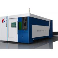 China High Reliable 12000W Fiber Laser Cutting Machine / Fiber Optic Laser Cutter wholesale