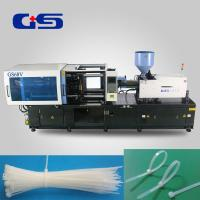 China 16.9kw Nylon Cable Tie Making Machine , Thermoset Injection Molding Machine wholesale