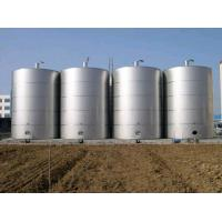 China Stainless Steel Paseturized Milk Processing Line / Fresh Dairy Milk Production Equipment  6000L /H wholesale