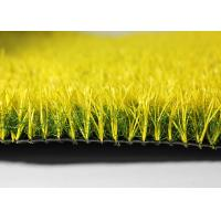 China Playground Coloured Artificial Turf  Fake Grass Mats With SBR Latex Coating wholesale