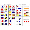 Marine international signal Flag Signal Flag Ship Navigation Flag