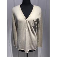 China Women'S Classic Cardigan Sweaters , Lightweight Cashmere Sweater Loose Fitting wholesale