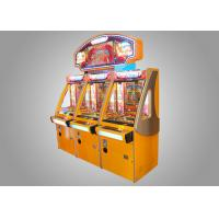 China Attractive Coin Pusher Slot Machine With Multi Mini Games , Prize Pusher Machine on sale