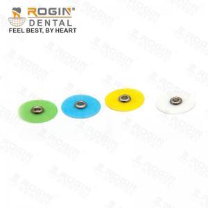 China Dental Medical Tools 10mm Polishing Blue Disc Composite Polishing Disc wholesale