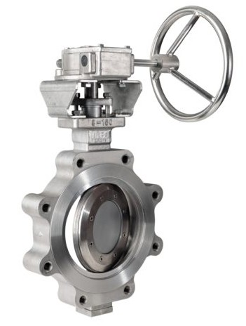 Quality Stainless Steel Butterfly Valve Zero Leakage WCB CI Material OEM Service for sale