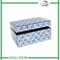 Decorative Cardboard / Bowknot Paper Gift Boxes With Full Color Printing