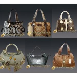 China Fashion LV Coach handbags sell fashion styles wholesale