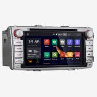 China Toyota Hilux 2012 Car Radio With DVD Player DDR 3 1G FCC / ROHS wholesale