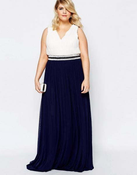 Quality Sexy Wrap Middle Aged Women Plus Size Ladies Clothing Dresses With Bow Front V Neck for sale