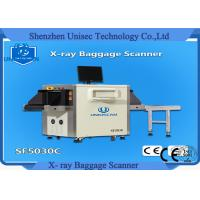 Buy cheap 5030 Singer Generator Airport X Ray Security Baggage Scanner Machine Checked Detector Machine from wholesalers
