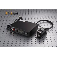 China Adjustable Green DPSS Laser Kit With Digital Display And Power Supply on sale