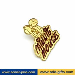 Quality ADDGIFTS cartoon lapelpin custom gold lapel pins soft enamel pins for sale