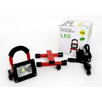 China 12V 10w 20w 30w Portable Battery Powered Dimmable Rechargeable LED Flood Light wholesale