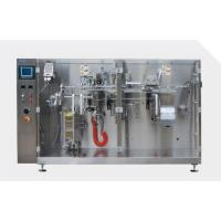 China Powder Premade Pouch Packaging Machine / Coffee Granule Packing Machine wholesale