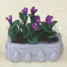 China Model Ceramic pot Flower CF48 wholesale
