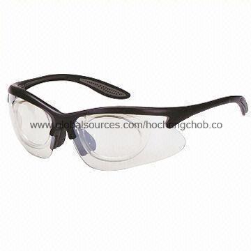 clear sports glasses  optical glasses