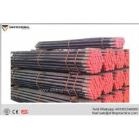 China 3M Carbon Seamless Steel Drill Rod For Water Well Drilling , Api Standard wholesale