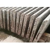 Red Crabapple Granite Stone Tiles For Wall Cladding Weathering Resistance