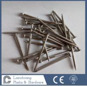 Buy cheap Ногти нержавеющей стали СУС316/овальная головка пригвождают хвостовик кольца на from wholesalers