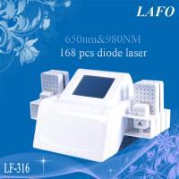 650&980nm Dual Wavelength Diode Lipolaser Machine