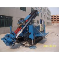 MDL-135D Anchoring drill machine with Great torque and Crawler for engineering construction