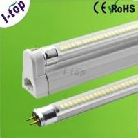 China White Fluorescent Energy Saving LED Tube Light Fixtures for Lobbies T5 AC220V 24w 2000lm wholesale