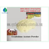 China Yellow Tren Acetate Powder Fitness Steroids Hormones Pharma Raw Materials wholesale