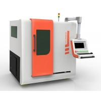 China Ipg Fiber Laser Cutting Machine With Servo Motors And Drivers Linear Motor wholesale