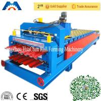 China PLC Control Double Layer Roll Forming Machine Various Special Model wholesale