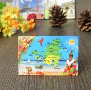 China Promotional Tinplate Fridge Magnet wholesale