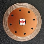 9 Inch Masonry Angle Grinder Diamond Cutting Blade , Concrete Cutting Blade For Circular Saw