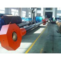 China High Pressure Radial Gate Large Bore Hydraulic Cylinders Double Acting QHLY wholesale