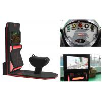 China High Resolution 9D VR Horse Riding Simulator Machine Easy Operate With Single Seat wholesale