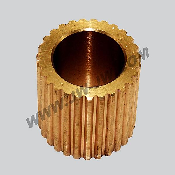 Quality Sulzer Projectile Gripper of Weaving loom Parts/SPLINED BUSH PU D1 for sale