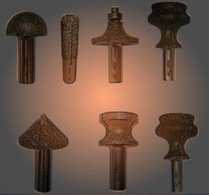 China PCD Cutting Tools Silicon Carbide Tools For Cutting Artificial Stone, Quartz Stone, Marble, Granite, Fiberglass wholesale
