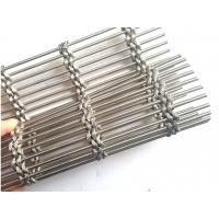 China Stainless Steel Rope Mesh facades,Handrail balustrade Cable Rope Mesh Fabric on sale