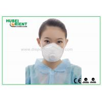China Surgical FFP Cone Disposable Face Mask with Ear Loops / Valve wholesale