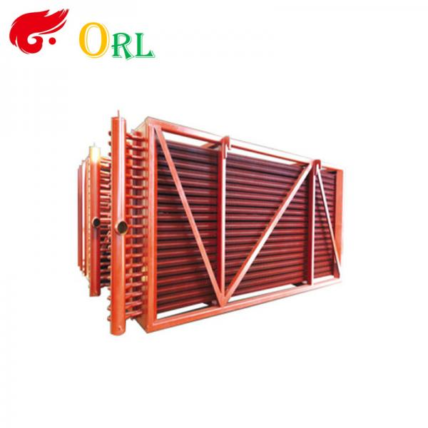Quality Power Plant Gas Fired Boiler  Boiler parts Corrosion Resistance Condensing Economizer steel Material for sale