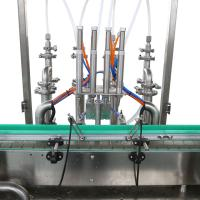 Quality Hot sale hemp oil filling capping labeling machine,cbd oil filling machine from for sale