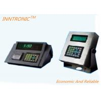 China High Precision Weighing Indicator Controller With Static Axle Weighing Function wholesale