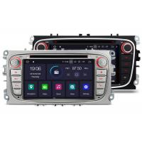 """China 7"""" FORD Focus MONDEO Android 9.0  Car multimedia radio Navigation IPS Screen Support Steering Wheel Control FOD-7618GDA wholesale"""