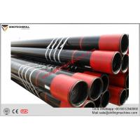 China Galvanized Oiled Color Paint Steel Casing Pipe , Water Well Drilling Pipe wholesale