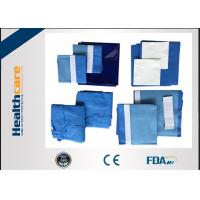 China PP+PE Disposable Surgical Packs For Knee Arthroscopy Single Use EO sterille wholesale
