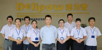 Shenzhen Delipow Battery Co.,ltd