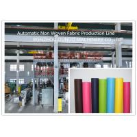 China Automatic Non Woven Fabric Production Line wholesale