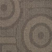 China Soundproof Commercial Office Carpet Tiles With Solution Dyed Method wholesale