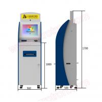 China Lowest Price High quality 19 inch touch screen lobby A4 laser color printer machine supplier on sale